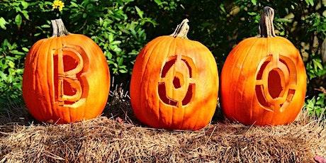 Halloween Scavenger Hunt with Pumpkin Carving  - Outdoor Adventure Team tickets