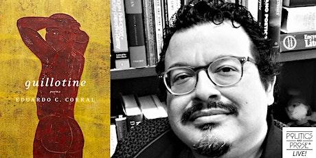 P&P Live! Poetry Panel with Eduardo Corral tickets