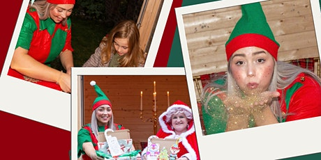 Mrs Claus & Elf Party tickets