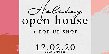Petals Holiday Open House tickets