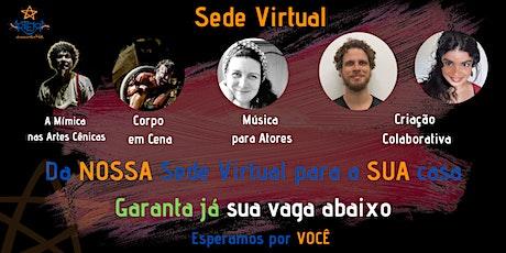 Companhia Arteira- Sede Virtual ingressos