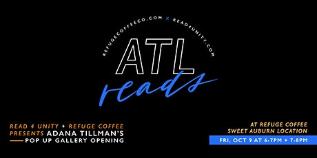 Read 4 Unity at Refuge Coffee Co. Sweet Auburn tickets