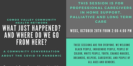 Community Conversations for Professional Caregivers tickets
