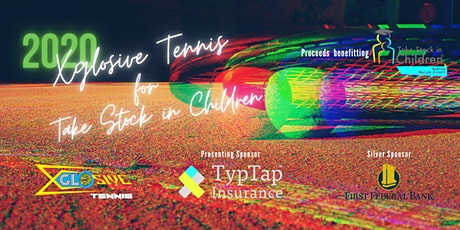 Xglosive Tennis for Take Stock in Children Fall 2020 tickets