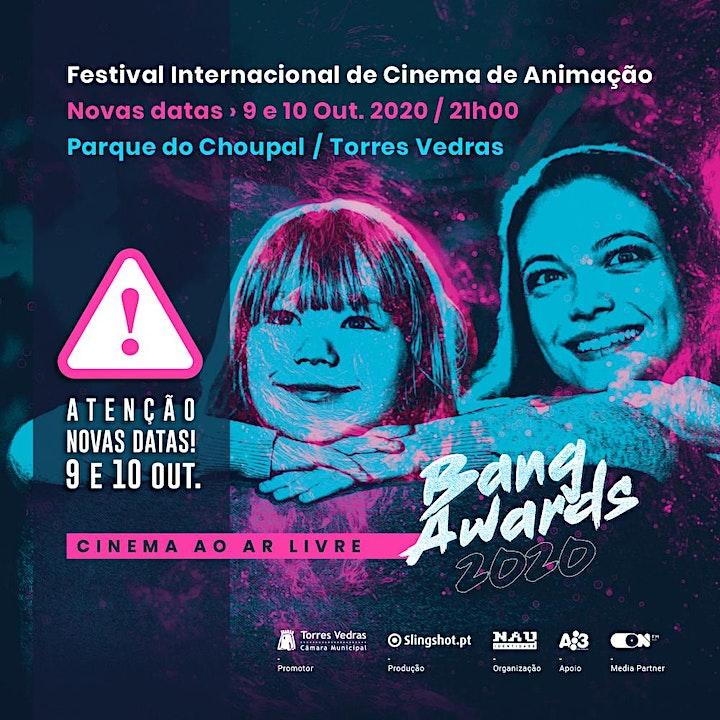 imagem Bang Awards - Festival Internacional de Cinema de Animação