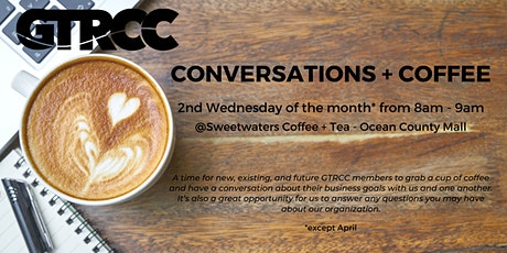Conversations + Coffee tickets