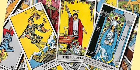 FREE Tarot Masterclass: The Hero's Journey tickets
