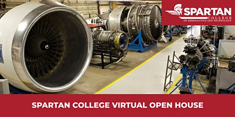 Spartan College - Denver Area Campus Virtual Open House 12-09-20 tickets