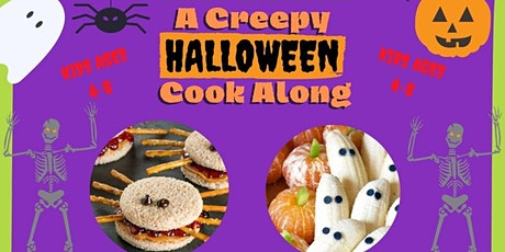 FREE Halloween Cook Along For Kids tickets