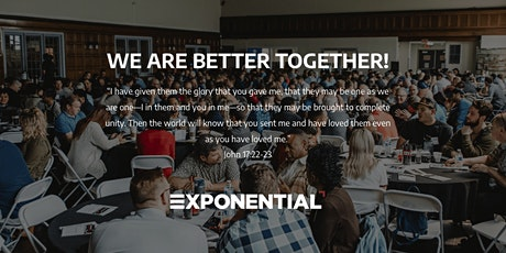 Exponential Roundtable Option 2 (Virtual Gathering for NYC Pastors/Leaders) tickets