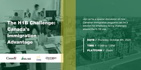 The H1B Challenge: Canada's Immigration Advantage tickets