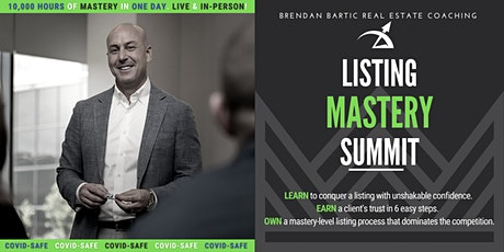 Listing Mastery Summit- Colorado Springs tickets