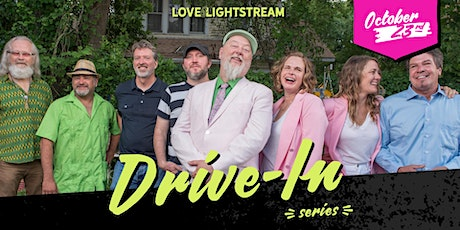 Drive-in Series: Shinyribs, Grady Spencer & the Work, Western Youth + More tickets