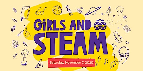 Girls and STEAM 2020 Virtual Symposium tickets