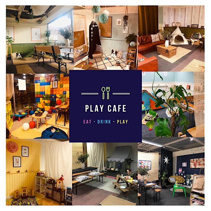 Play Café  Saturday 12th June image