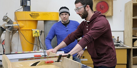 Tablesaw Fundamentals tickets