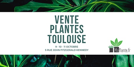 Vente Plantes Toulouse | MaPlante billets