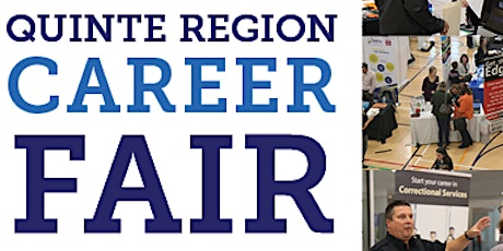 Virtual Quinte Region Career Fair-Employer Registration tickets