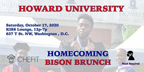 HU Homecoming Brunch by CHEFIT tickets