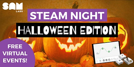 STEAM Night Halloween Edition : Virtual Hands-On STEAM Series | Grades K-5 tickets