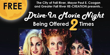 Hocus Pocus: A Halloween Drive-in Movie Night tickets