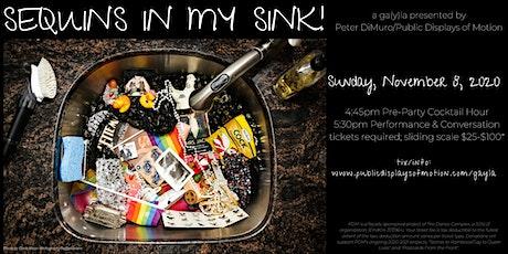 Sequins In My Sink! A PDM Ga(y)la tickets