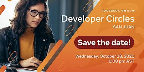 Developer Circles October Event tickets