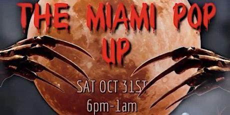 Miami Pop Up Halloween Edition tickets