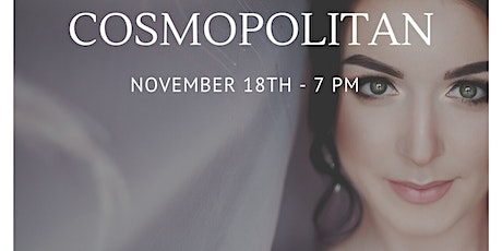 Cosmopolitan Bridal Show tickets