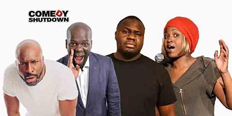 COBO : Comedy Shutdown Black History Month Special - Leeds tickets