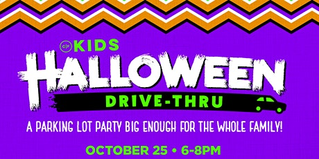 CF Kids Halloween Drive Thru tickets