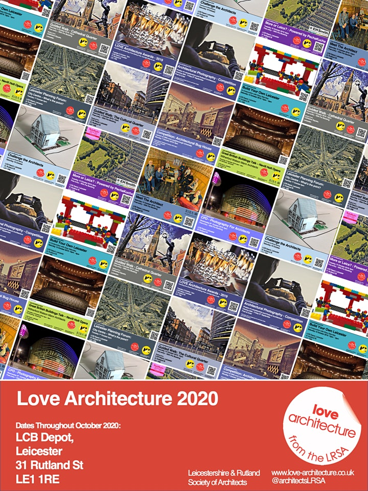 LOVE ARCHITECTURE - CPD on Well-being image