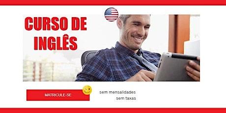Curso de Inglês em Cuiabá ingressos