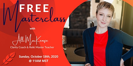 FREE Masterclass: Activate your Infinite Potential & Gain Clarity in 2020! tickets