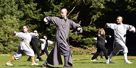 Global Shaolin Kungfu  with Master Shi Yanxiang Weekly Practice tickets