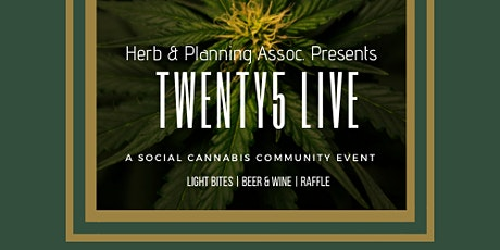 Twenty5 Live Networking tickets