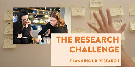 The Research Challenge: Planning UX Research tickets