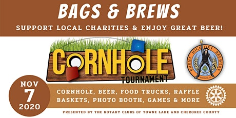 Bags & Brews Cornhole Tournament tickets