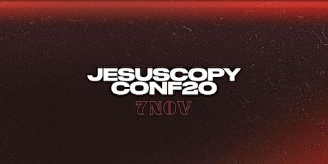 Conferência JesusCopy 2020 ingressos