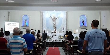 Santa Missa 19h30 - Capela N. Sra. Rosa Mística/RJ ingressos