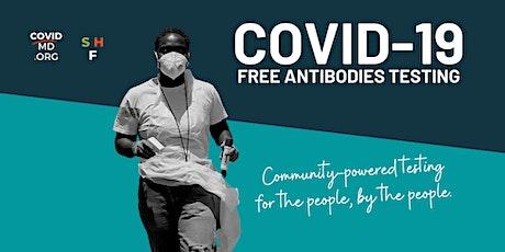 Drive-thru Testing for COVID-19 Antibodies | Carson tickets