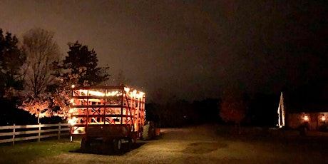 Fall Hay Rides & Pot Pie Dinner tickets