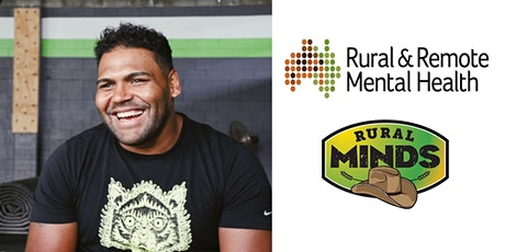 Empowering our Community with Sam Thaiday - Kilcoy tickets