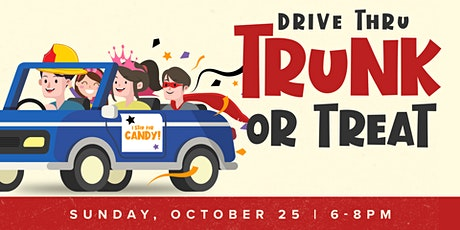 Drive-Thru Trunk or Treat at Indian Rocks tickets