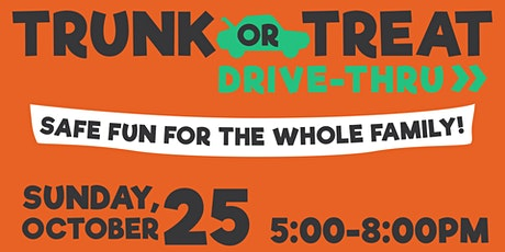 SOLD OUT!!! FREE Trunk or Treat Drive-Thru tickets