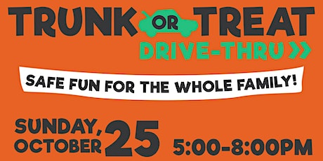 FREE Trunk or Treat Drive-Thru tickets