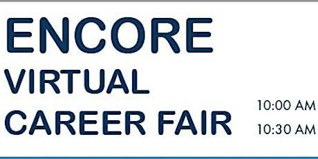 Encore Virtual Career Fair tickets
