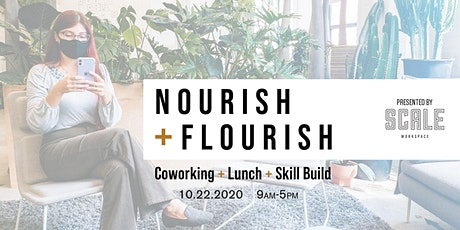 Nourish + Flourish Day Pass tickets