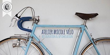 Atelier vélo - session réparation du 11/10 billets
