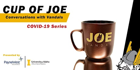 Cup of Joe: COVID-19 Special Series tickets